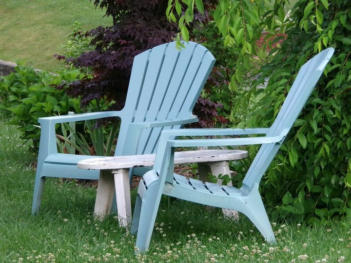 Relaxation Adirondack Summer Chair Outdoor