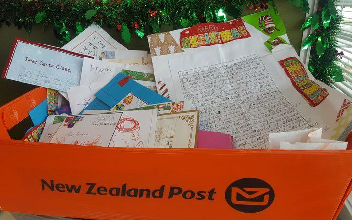 dear santa all i want for christmas radio new zealand news