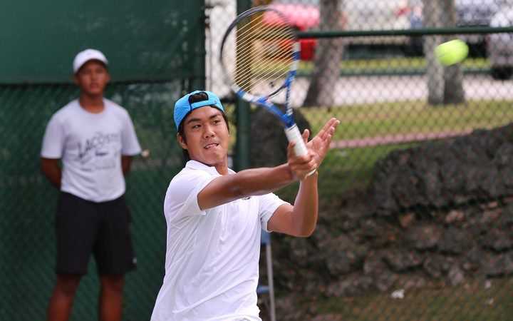 Sport: Guam confident ahead of Davis Cup debut