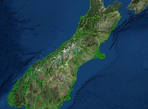 A Māori atlas developed by Ngāi Tahu.