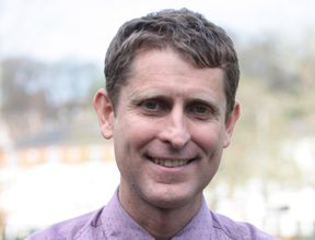 Andrew Knight is a veterinary professor of animal welfare and director of research and education at SAFE.