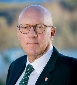Jim Boult Queenstown Mayor