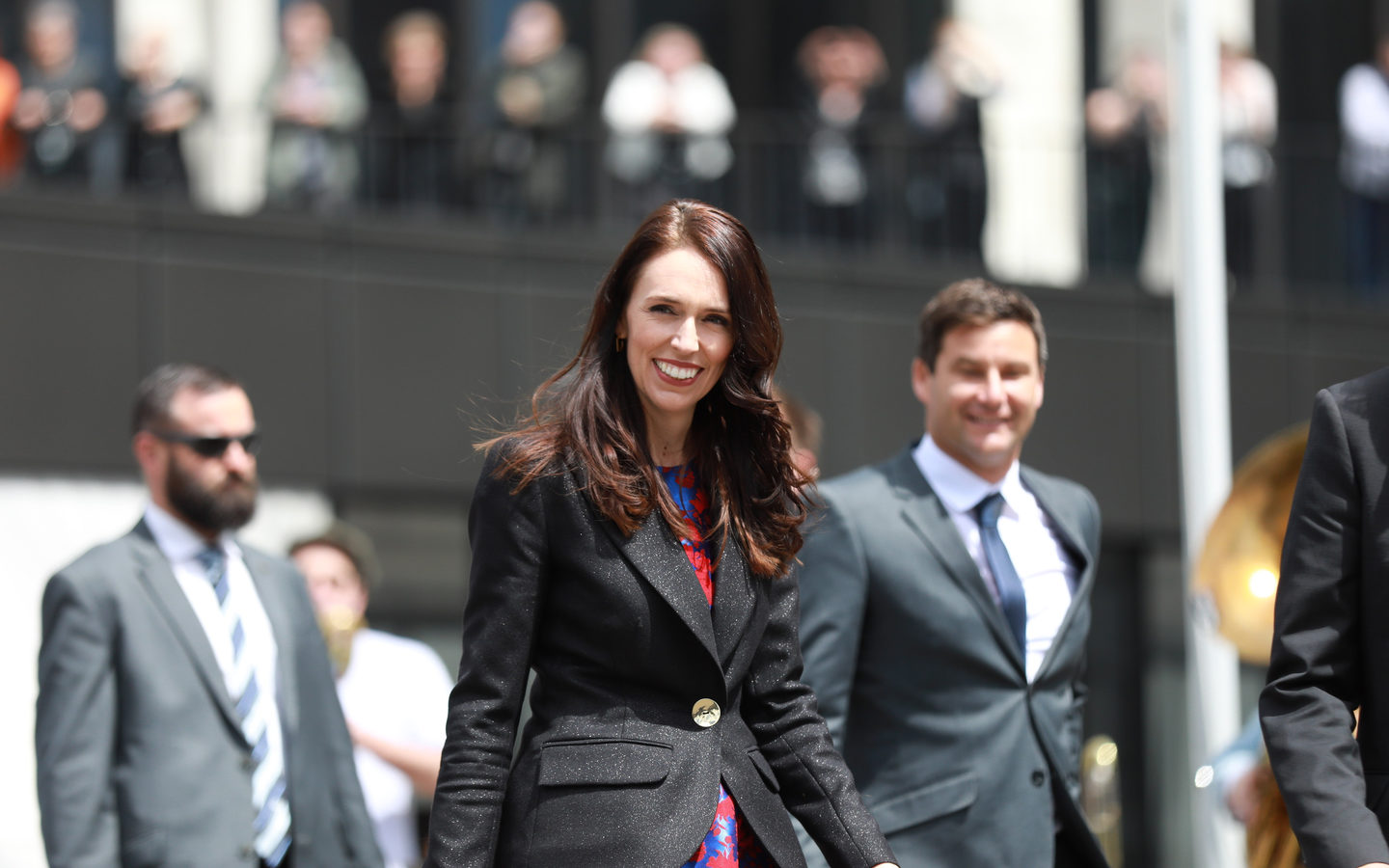 Jacinda Ardern became the 40th Prime Minister of New Zealand.
