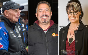Grant Dalton, Mike King and Annah Stretton have all been nominated for New Zealander of the Year.
