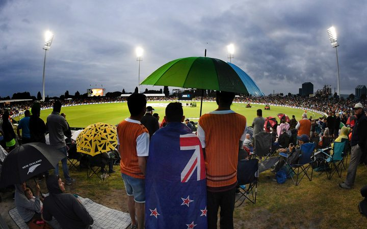 Rain ruins second T20 between New Zealand and the Windies