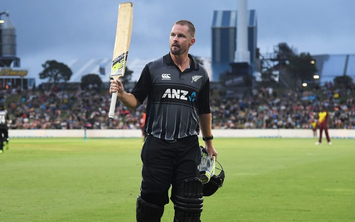 New Zealand won 1st T20I against Windies