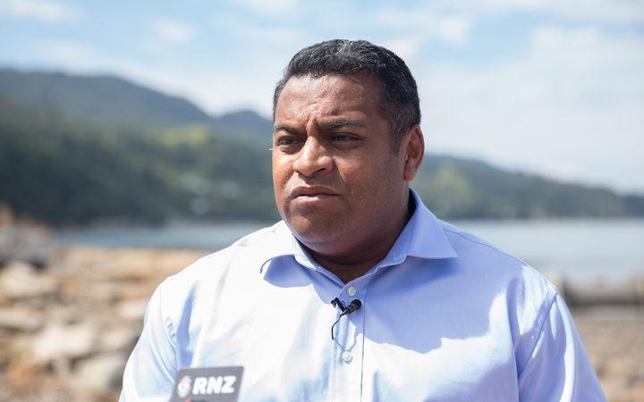Minister of Civil Protection, Kris Faafoi