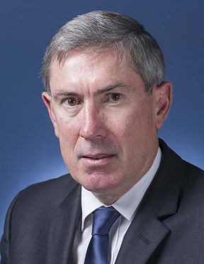 The incoming Australian High Commissioner to New Zealand Ewen McDonald