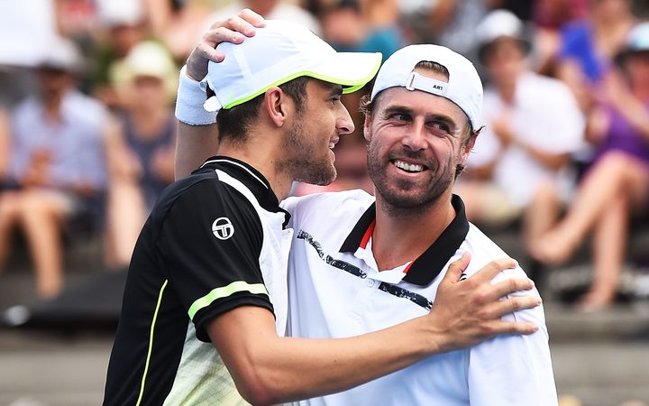Vintage Ferrer stays on course in Auckland
