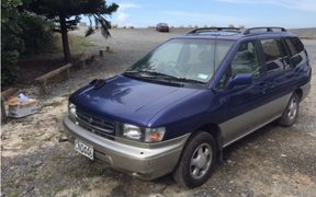 Pierre Paludet's car has been in the beach carpark at Haumoana since he was last seen.