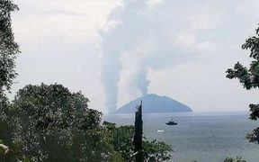 Volcanic activity is increasing on two islands in Papua New Guinea's Schouten island group.