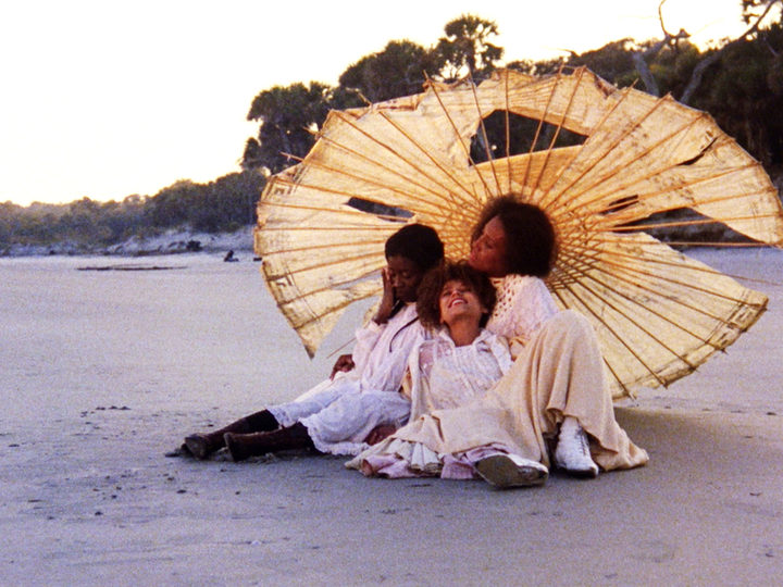The flowing dresses and outdoor locations of Julie Dash's Daughters of the Dust were an inspiration for Beyoncé's Lemonade.