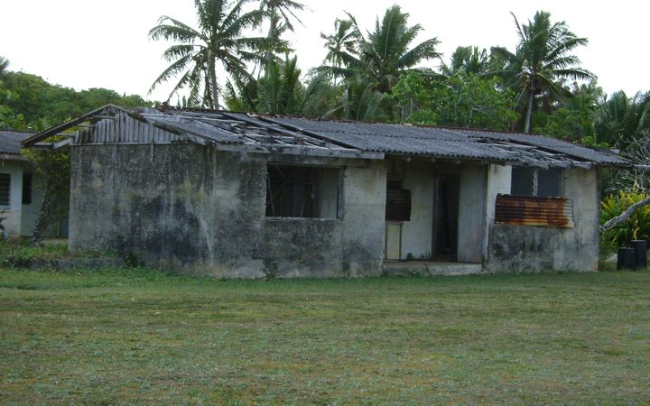 Niue MP hopes abandoned houses, cars will be cleaned up