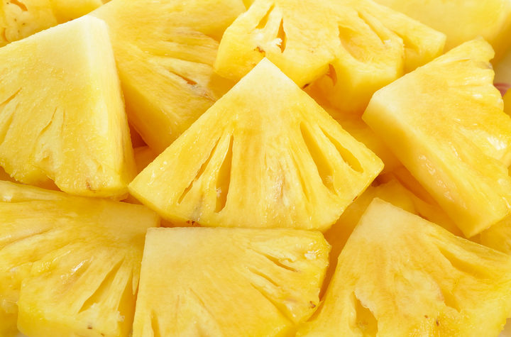 Police find 745kg of cocaine stashed inside South American pineapples