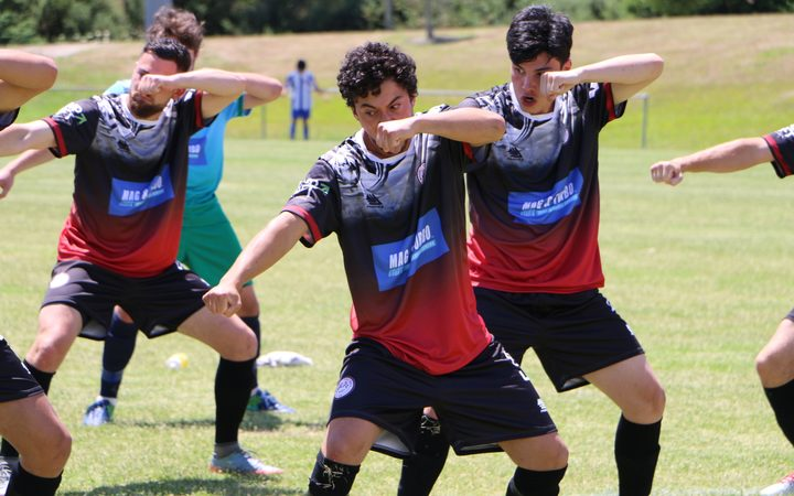 Māori football teams win indigenous clash