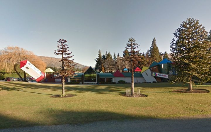 Puzzling World near Wanaka is a puzzles-based tourist attraction.