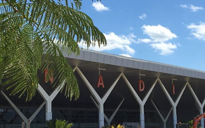 Nadi International Airport in Fiji