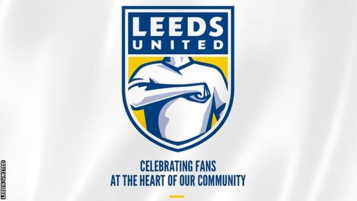 Leeds' new badge stunt backfires after design mocked online