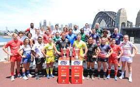 The men's and women's tournaments will run side by side for the first time in Sydney.