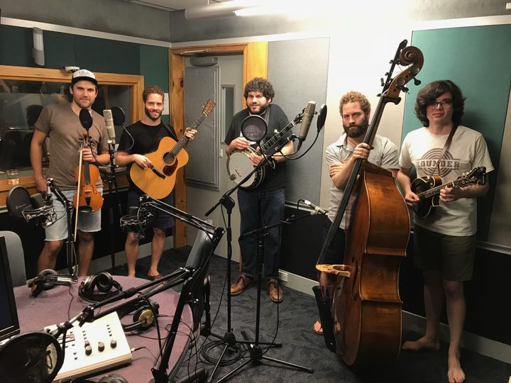 first song the lonely heartstring band performs live rnz
