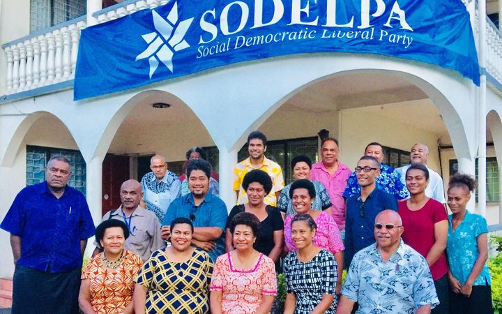 Candidates and volunteers of SODELPA