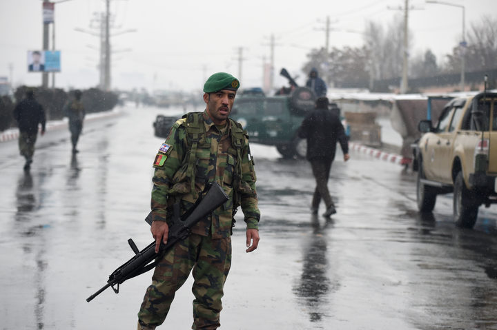 Afghanistan raises death toll from Kabul attack to 103