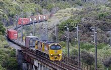Every part of the New Zealand economy is affected by the sidelined locomotives says transport group.