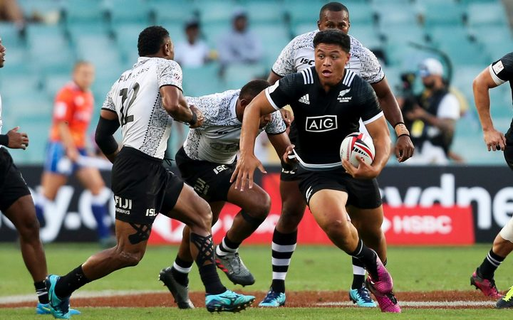 Fiji were beaten by New Zealand in the fifth place playoff.