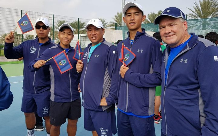 Sport: Guam miss out on Davis Cup promotion