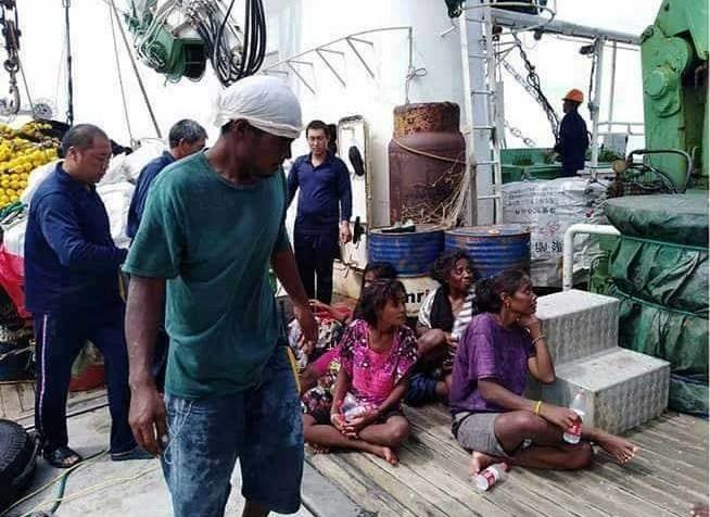 10 children among passengers on sunken Kiribati ferry