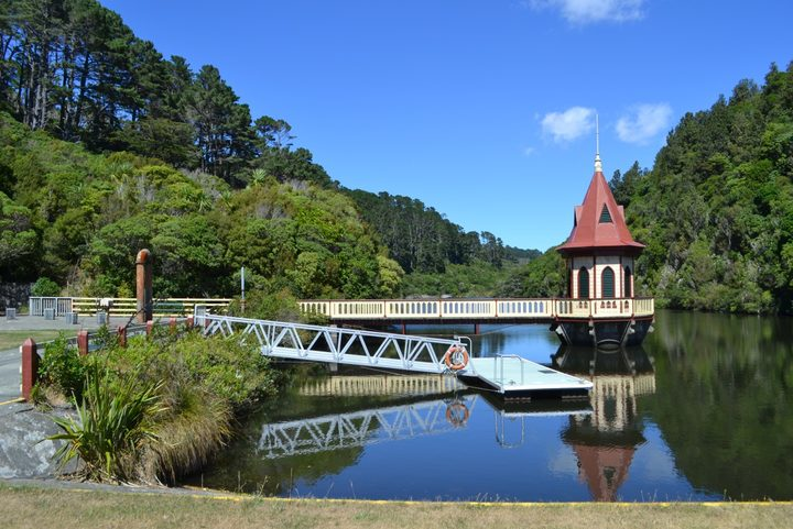 Zealandia, where gold was discovered in 1869