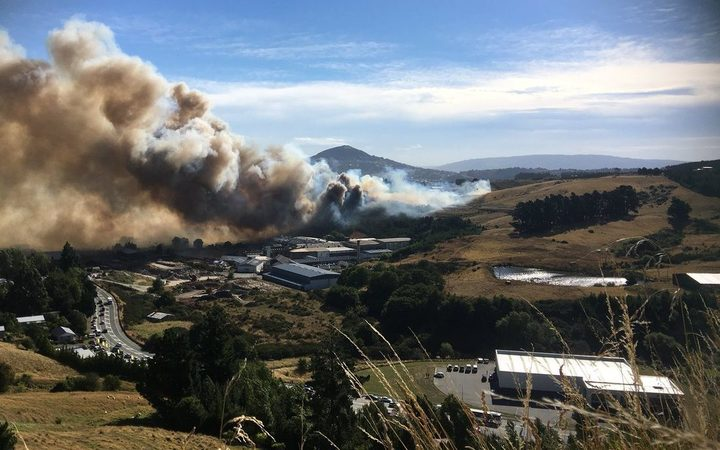 Firefighters battling multiple fires in Otago and Southland
