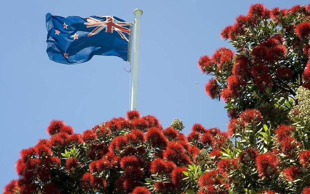 Political parties agree that holding a referendum on the flag after this year's election is reasonable.