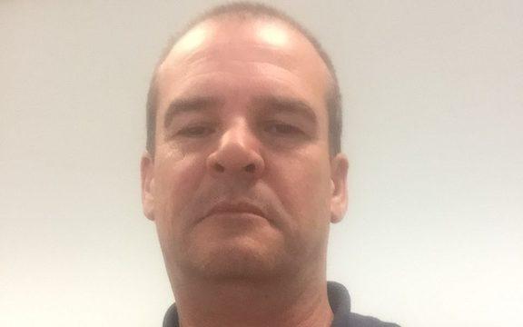 Mick Tisbury, a metropolitan fire brigade commander in Melbourne. Photo / supplied
