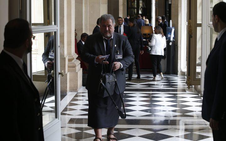 Tahiti explains ban bid for convicted politician
