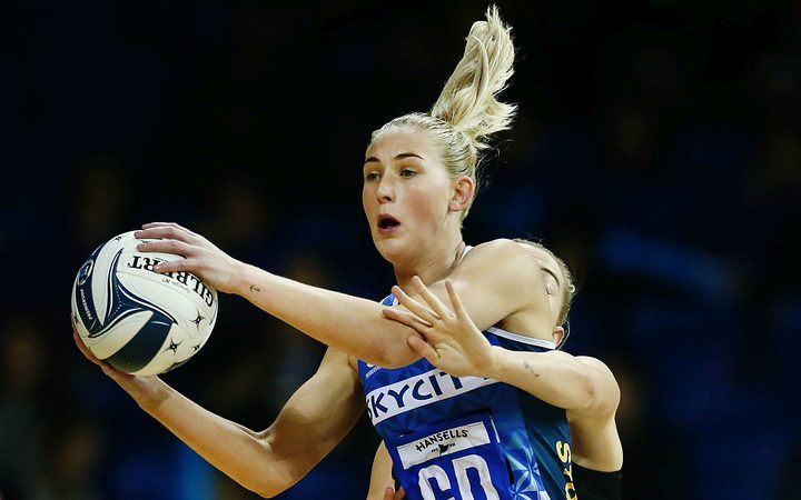 Michaela Sokolich-Beatson of the Mystics is the only new cap in the Silver Ferns.