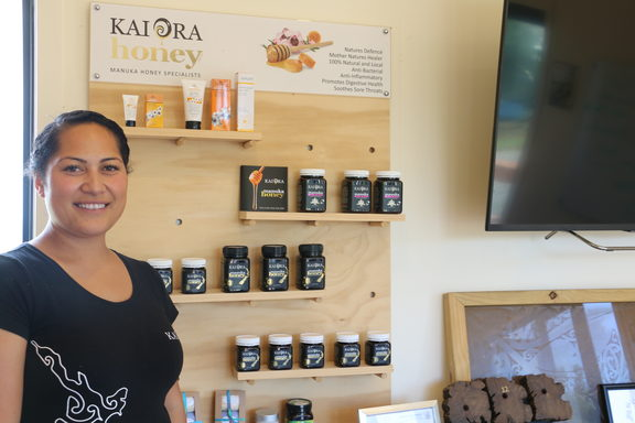 With counterfiet Manuka Honey in the market, Kai Ora will introduce QR codes and tagging in their labels to ensure authenticity.