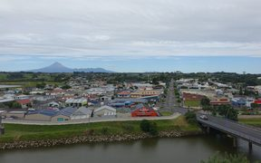 Waitara is booming.
