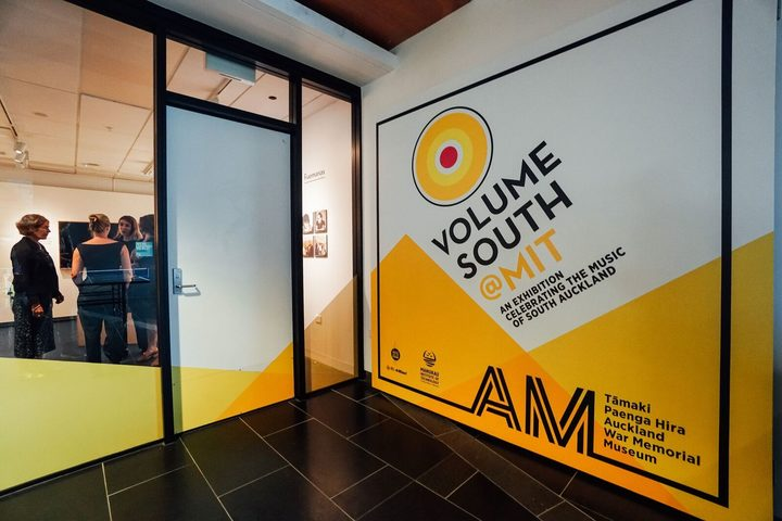 Volume South At the Manakau Institute of Technology