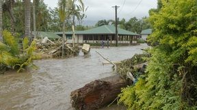 Apia in the wake of Gita