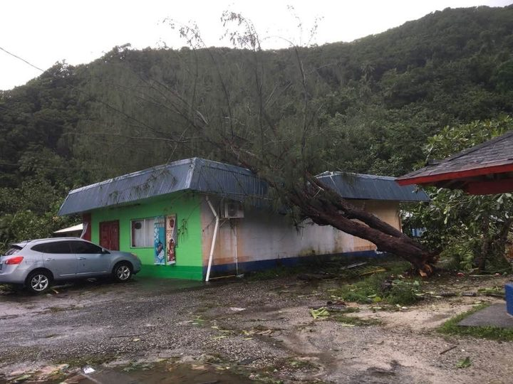 Concerns in American Samoa at storm communication links