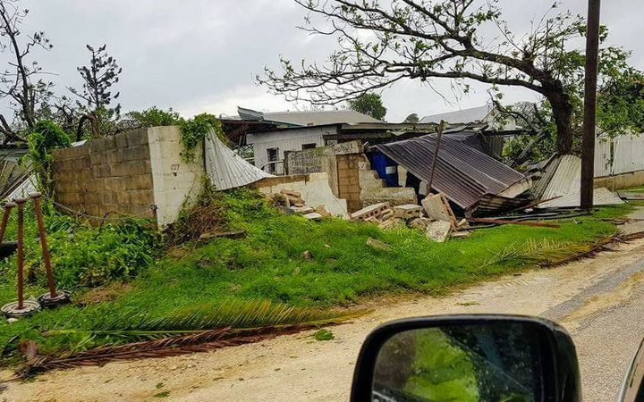 Europe gives more post-cyclone assistance to Tonga