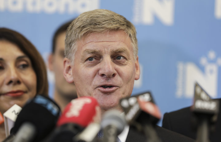Bill English resigns as National leader
