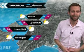 Checkpoint weather: Tuesday 13 February