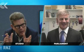 Bill English on why he resigned