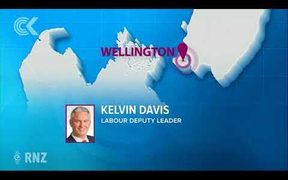 Kelvin Davis accused of favouritism by charter school