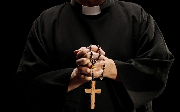 being a white and catholic priest it s a paradise for him rnz