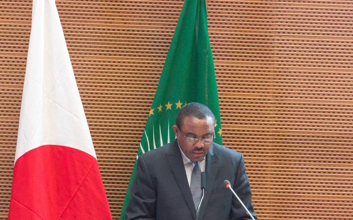 Ethiopia PM in surprise resignation