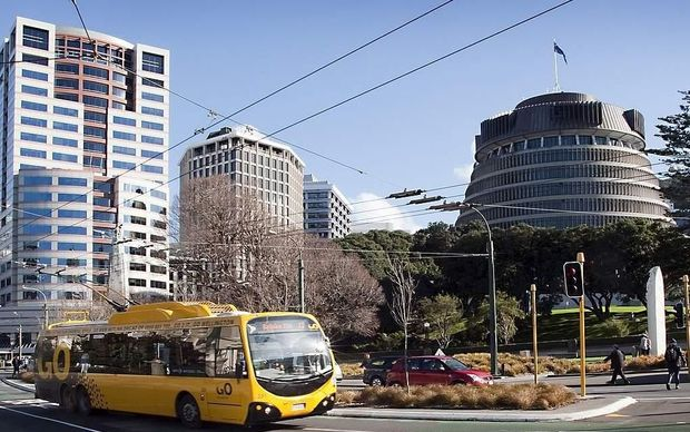 Wellington's trolley buses are to be phased out.