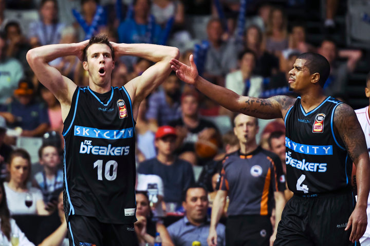 Former NBA players takeover NZ Breakers   RNZ News